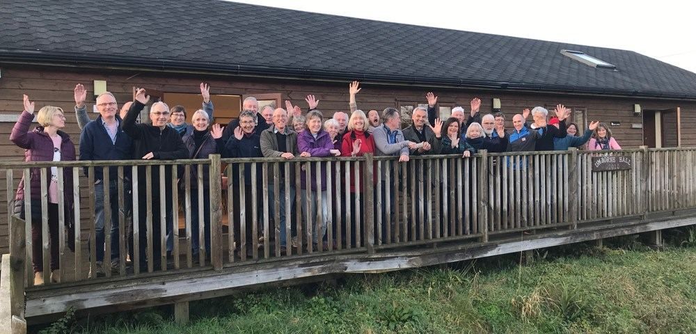 Wild East Devon 2019 Volunteer Social